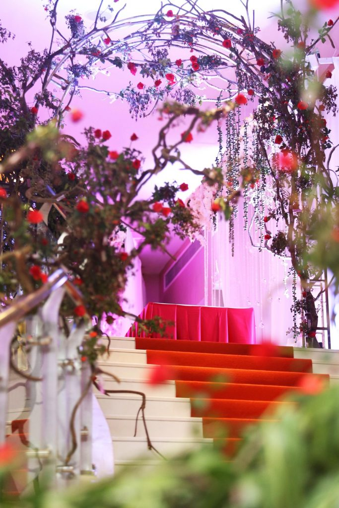 Wedding theme Beauty and the Beast